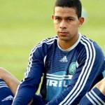 Wendel perto de completar 100 jogos pelo Palmeiras