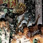 Palmeiras 5 X 0 Ponte Preta