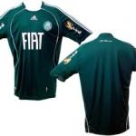 Novas camisas do Palmeiras 2008