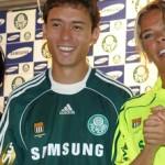 Nova Camisa do Palmeiras 2009 e Apresentação do Keirrison