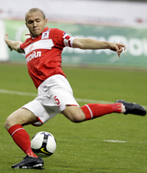 Mozart do Spartak Moscow