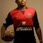 Palmeiras contrata atacante Obina do Flamengo