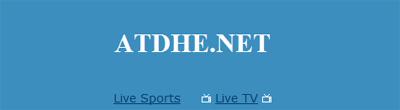 Atdhe.NET - Futebol ao Vivo Pela Internet