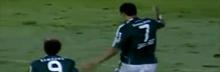 Palmeiras 1 x 1 Nacional do Uruguai