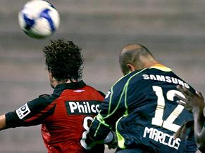 Goleiro Marcos no Ataque do Palmeiras