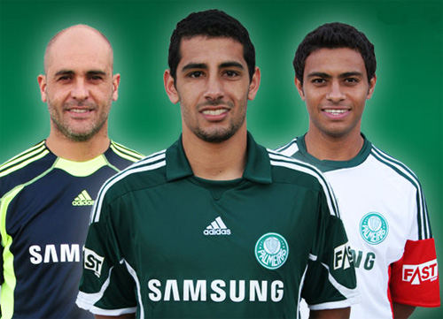 Novas Camisas do Palmeiras - Modelo: 2009 e 2010