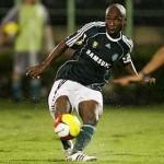 Pablo Armero retorna ao Palmeiras e esta animado para enfrentar o Cruzeiro