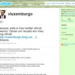 Twitter do Vanderlei Luxemburgo