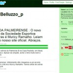 Presidente Belluzzo Confirma a Contratação de Muricy Ramalho pelo Twitter