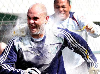 Aniversário do Goleiro Marcos do Palmeiras - 36 Anos