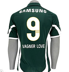 Camisa do Vágner Love