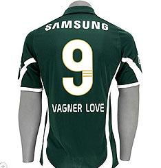 Camisa do Vágner Love