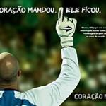 Topper homenageia o goleiro Marcos pelos 450 jogos no Palmeiras