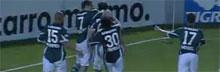 Palmeiras 1 x 1 Botafogo