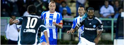 Palmeiras consegue o empate diante do Avái no Palestra Itália