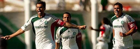 Gol do Danilo contra o Corinthians
