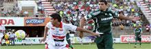 Botafogo-SP 1 x 1 Palmeiras