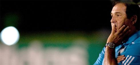 Muricy Ramalho é demitido do Palmeiras