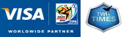 Promoção Twittimes da Visa! - #gopalmeiras - Ganhar 1 viagem para a Copa do Mundo da FIFA 2010
