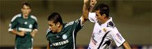 Rio Branco 2 x 2 Palmeiras
