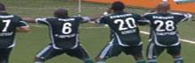 Santos 3 x 4 Palmeiras