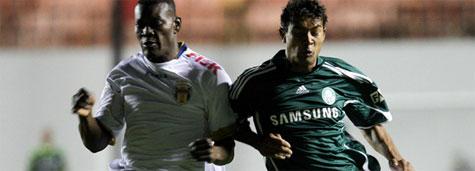 Sem Gols, Palmeiras e Grêmio Prudente empatam, na Arena Barueri pelo Brasileirão 2010