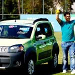 Palmeiras reativa patrocinio com FIAT
