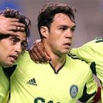 Palmeiras vence o Flamengo e tem melhora contínua no Brasileirão 2010