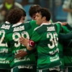 Palmeiras estréia novo uniforme e vence o Goiás na Arena Barueri