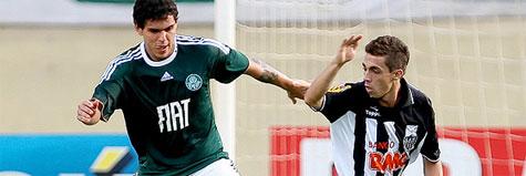 Palmeiras perde para o Atlético com elenco reserva