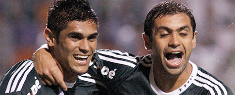 Palmeiras vence o Atlético-MG e esta na semi-final da Copa Sul-Americana