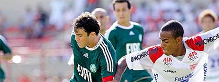Palmeiras e Mogi Mirim ficam no empate sem gols
