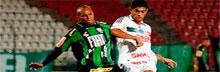 América-MG 1 x 1 Palmeiras