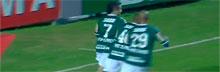 Palmeiras 3 x 0 Santos