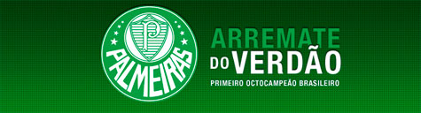 ARREMATE DO VERDÃO - LEILÃO DE CENTAVOS DO PALMEIRAS - WWW.ARREMATEDOVERDAO.COM.BR