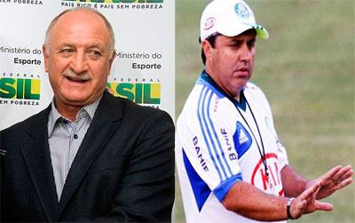 Felipao elogia Gilson Kleina e diz que deixou o Palmeiras na hora certa