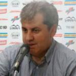 Kleina estreia no comando do Palmeiras no jogo contra o Figueirense