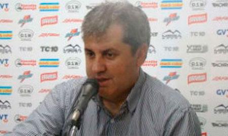 Gilson Kleina e o novo tecnico do Palmeiras