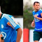 João Vitor aparece no CT e Correa vira dúvida