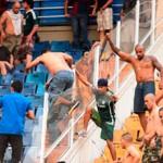 Palmeiras perde quatro mandos de campo e Luan leva suspensão