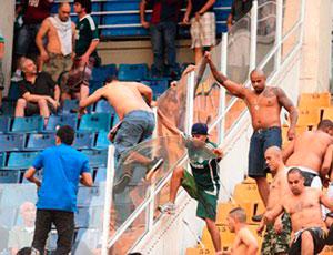 Palmeiras perde mandos de campo e Luan leva suspensao