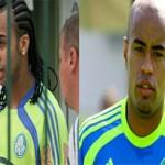 Tiago Heleno e Wesley voltam aos treinos no Palmeiras