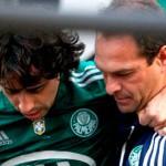 Valdívia desfalca Palmeiras depois da lesão no joelho