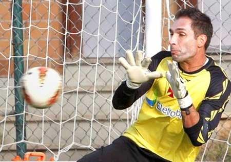 Fernando Prass assina com Palmeiras e pode ser apresentado nesta-quinta-feira