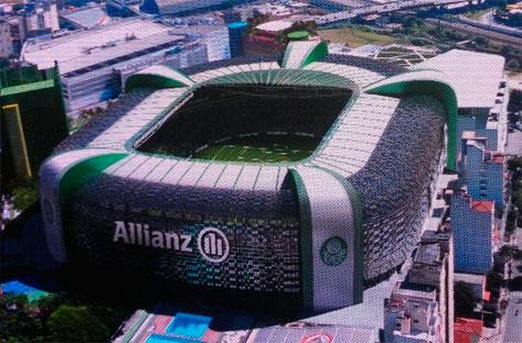 Torcedor palmeirense decidira o nome do Estadio em uma enquete pela internet