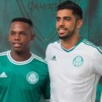Palmeiras lança uniforme retro para disputa da série B