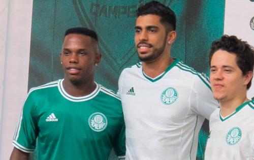 Palmeiras lanca uniforme retro para disputa da serie B