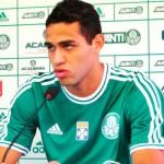 Alan Kardec fala de sua vontade de jogar no Palmeiras e cita ídolos com prova
