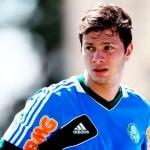 O atacante Kleber não fica mais no Palmeiras e será vendido para um time da Série A ou do exterior