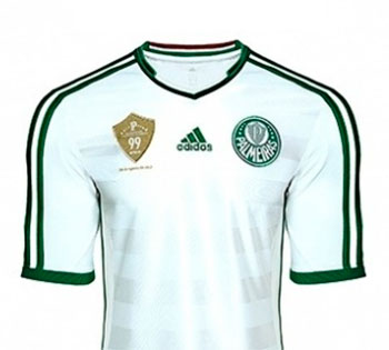 Em comemoracao dos 99 anos Palmeiras lanca nova camisa branca